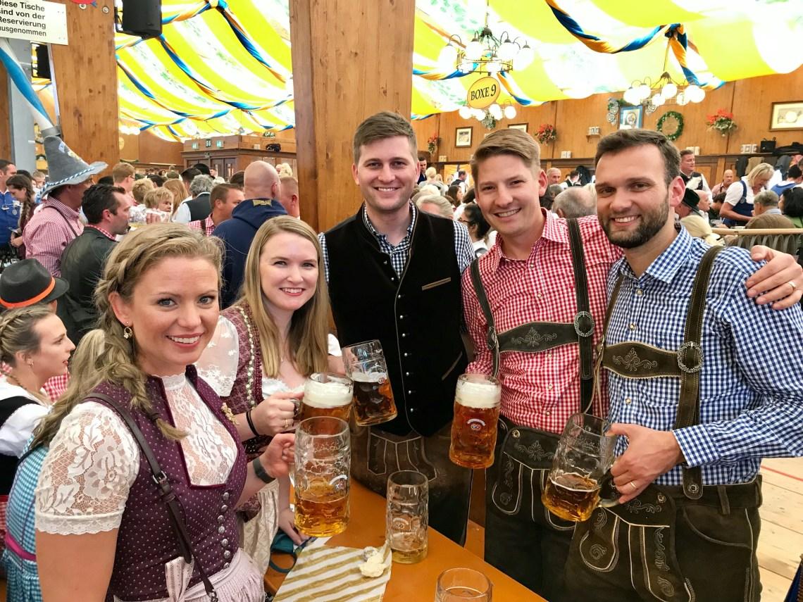 Oktoberfest in Munich, Germany _9483