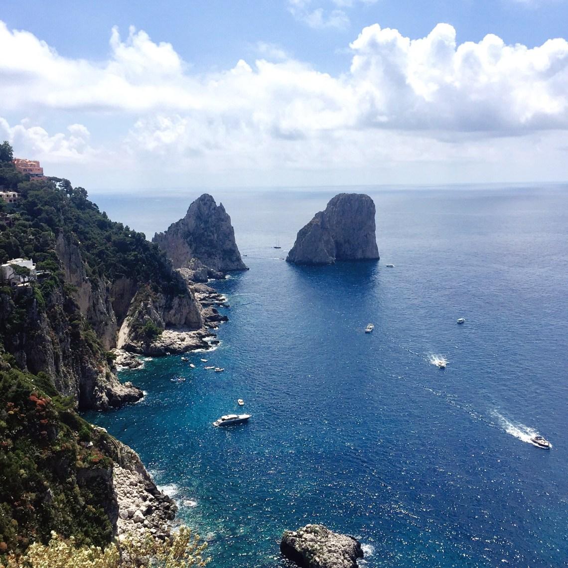 Capri in June