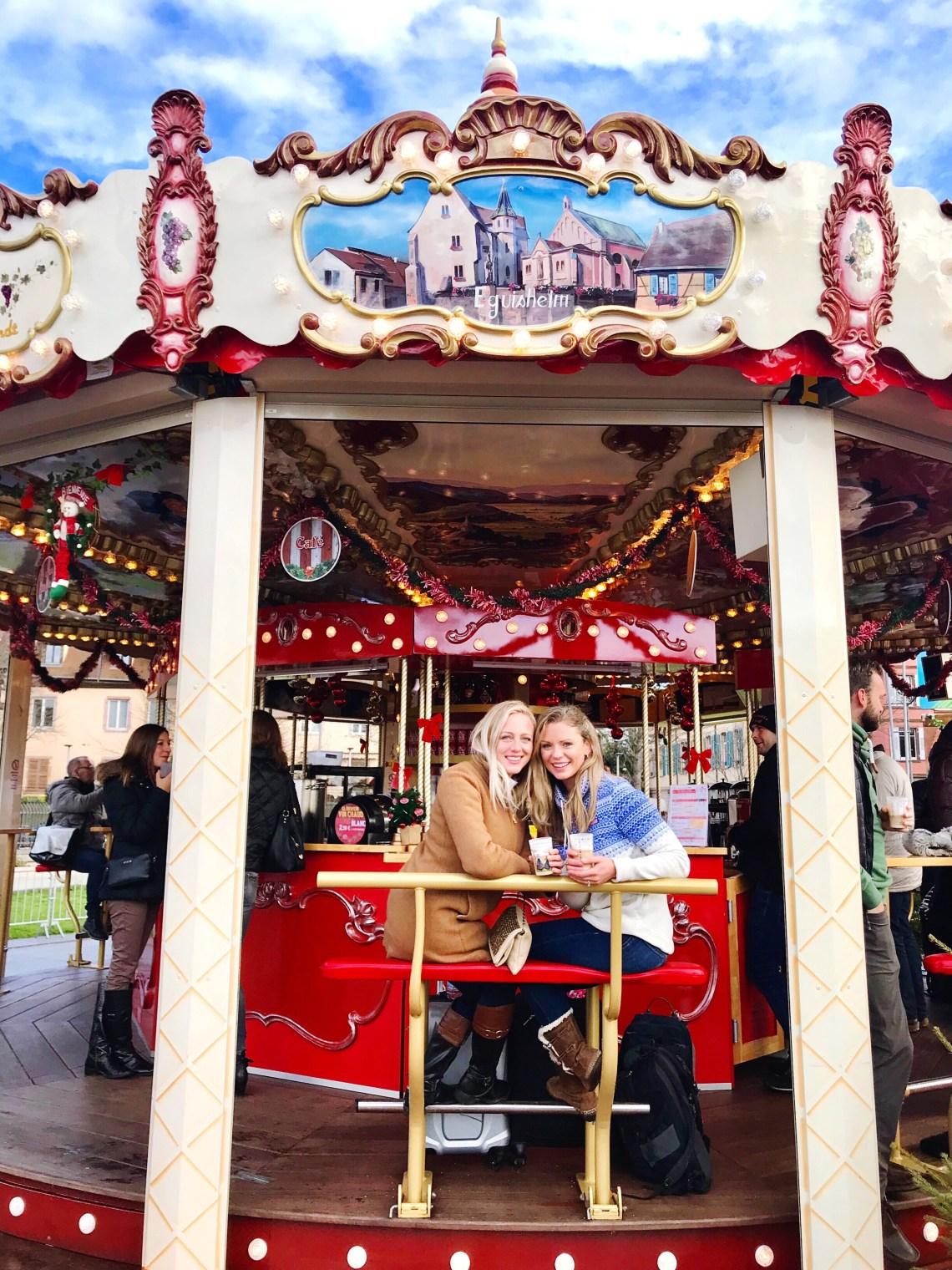 carousel bar in Colmar France