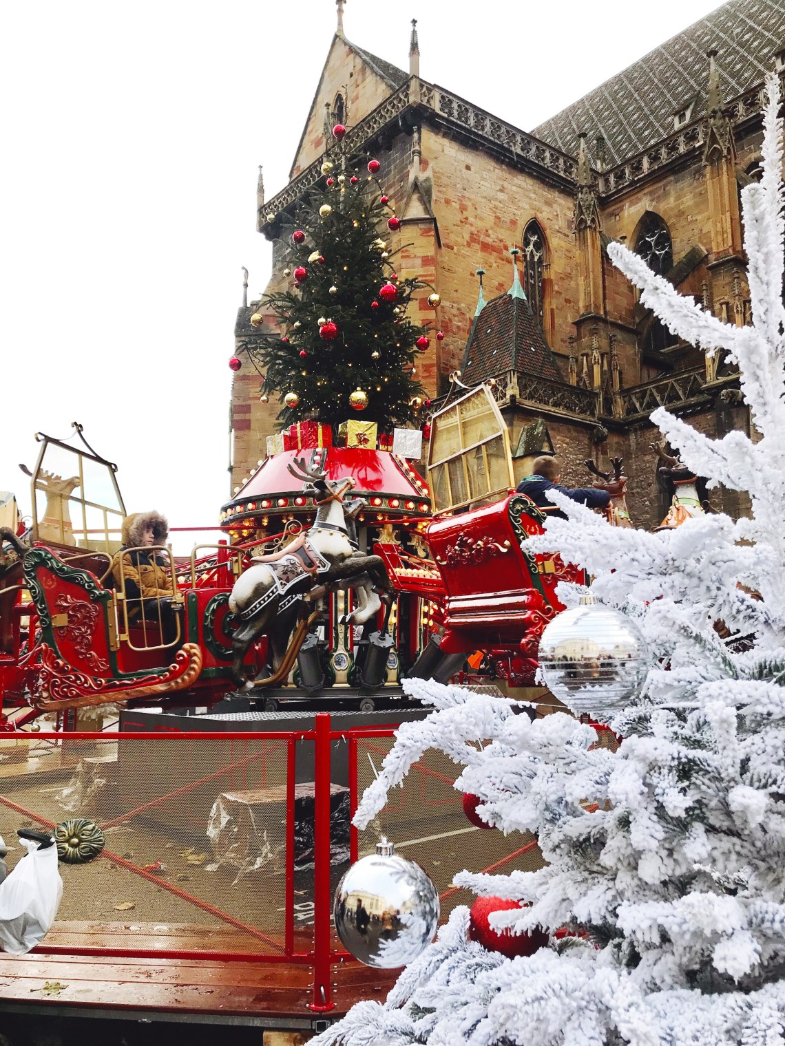 Christmas Markets in Strasbourg and Colmar