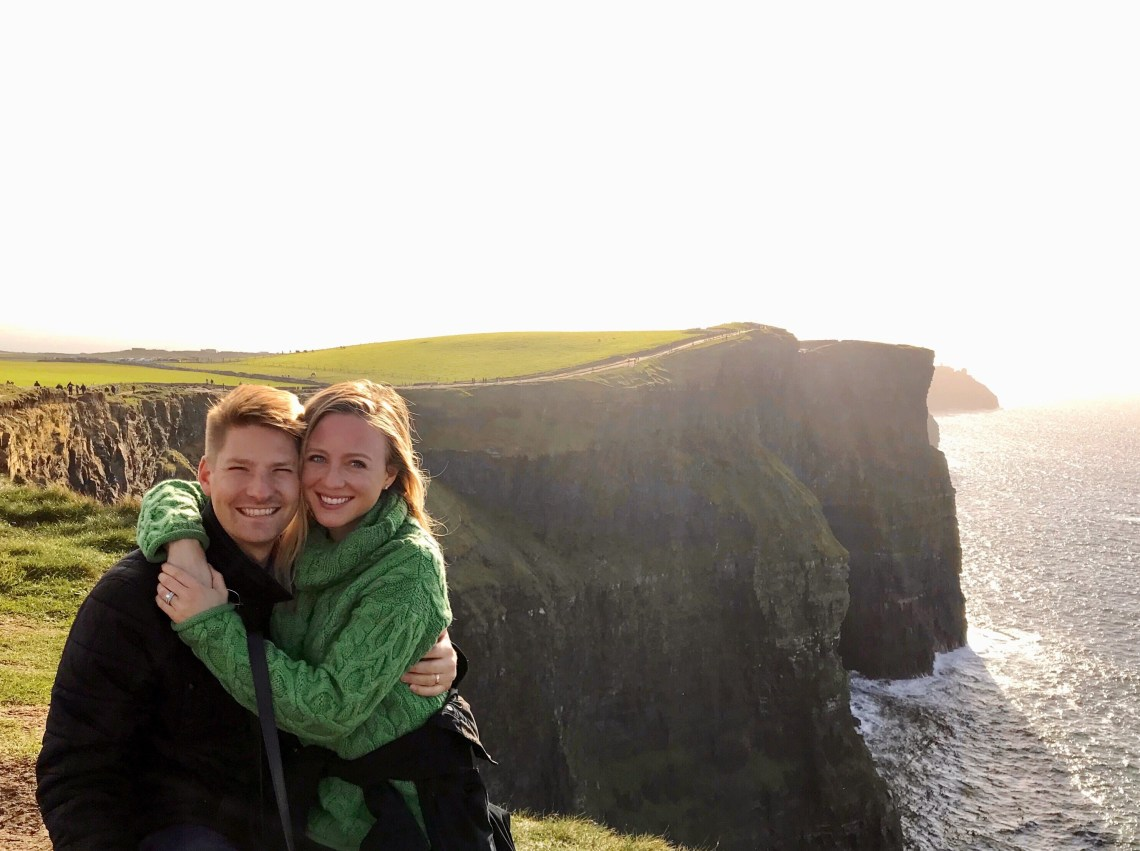 Dublin and Cliffs of Moher Ireland travel guide