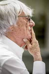 "Ecclestone has insisted that he did ""nothing illegal."" photo: dpa"