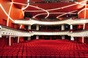 Newly renovated Deutsche Theatre on the Schwanthalerstr in Munich - photo: DT
