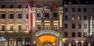 Newly renovated Deutsche Theatre has re-opened