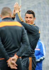 Ronaldo is the key to a Real win -- photo: dpa