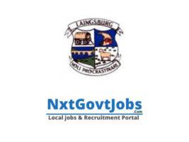 Laingsburg Local Municipality vacancies 2021 | Central Karoo Government jobs | Western Cape Municipality vacancies