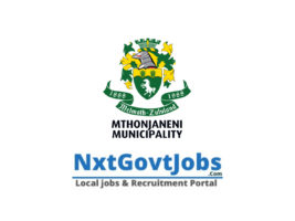 Mthonjaneni Local Municipality vacancies 2021   King Cetshwayo Government jobs   KwaZulu-Natal Municipality vacancies