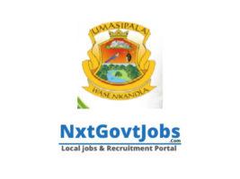 Nkandla Local Municipality vacancies 2021   King Cetshwayo Government jobs   KwaZulu-Natal Municipality vacancies