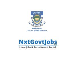 Makhado Local Municipality vacancies 2021 | Vhembe Government jobs | Limpopo Municipality vacancies