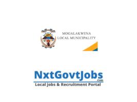 Mogalakwena Local Municipality vacancies 2021 | Waterberg Government jobs | Limpopo Municipality vacancies