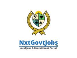 Chief Albert Luthuli Local Municipality vacancies 2021 | Gert Sibande Government jobs | Mpumalanga Municipality vacancies
