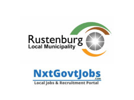 Rustenburg Local Municipality vacancies 2021 | Bojanala Platinum Government jobs | North West Municipality vacancies