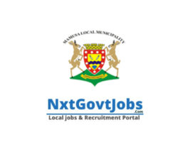 Mamusa Local Municipality vacancies 2021 | Dr Ruth Segomotsi Mompati Government jobs | North West Municipality vacancies