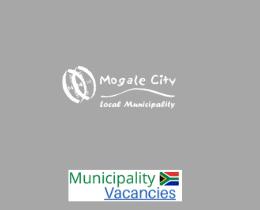 Mogale City Local municipality vacancies 2021   Mogale City Local vacancies   Gauteng Municipality