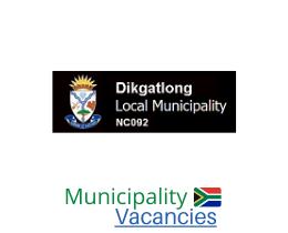 Dikgatlong Local municipality vacancies 2021   Dikgatlong Local vacancies   Northern Cape Municipality