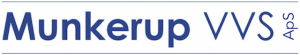 Munkerup VVS logo