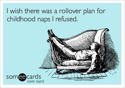 nap rollover plan