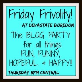 Friday Frivolity