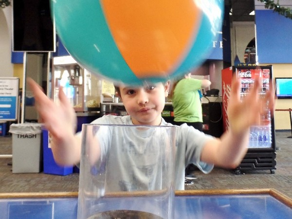 bernoulli experiment
