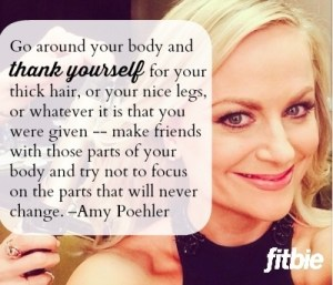 inspirational quotes from Amy Poehler