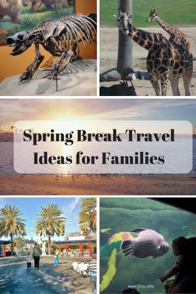 Spring Break Travel Ideas for Families
