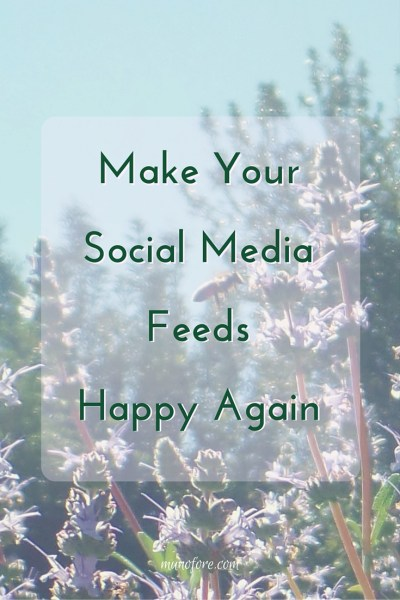 Use the power of social media algorithms to ensure you see what you want to see on your social media feeds.