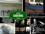 Funny Spring Gardening memes plus Friday Frivolity Linky Party for all things fun, funny, hopeful and happy.