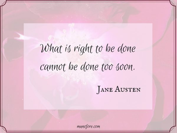 Awesome Austen Quotes: Quotes by Jane Austen that are as relevant today as they were 200 years ago.