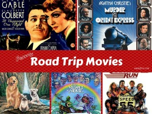 Favorite Road Trip Movies - movies about road trips for your road trip