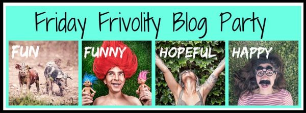 Friday Frivolity Banner