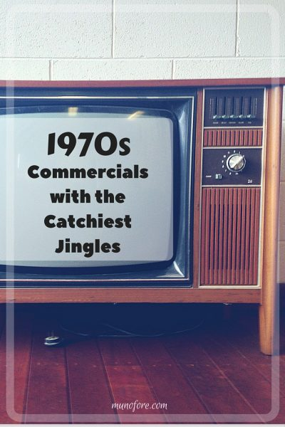 1970s TV Commercials with the Catchiest Jingles