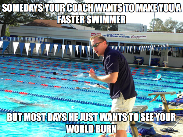 coach?resize=600%2C450 you might be a swimmer if funny swimming memes plus friday