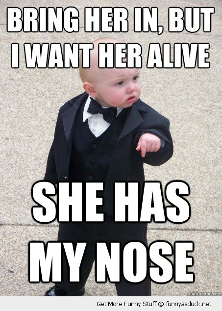 funny-gangster-baby-meme-got-my-nose-pics