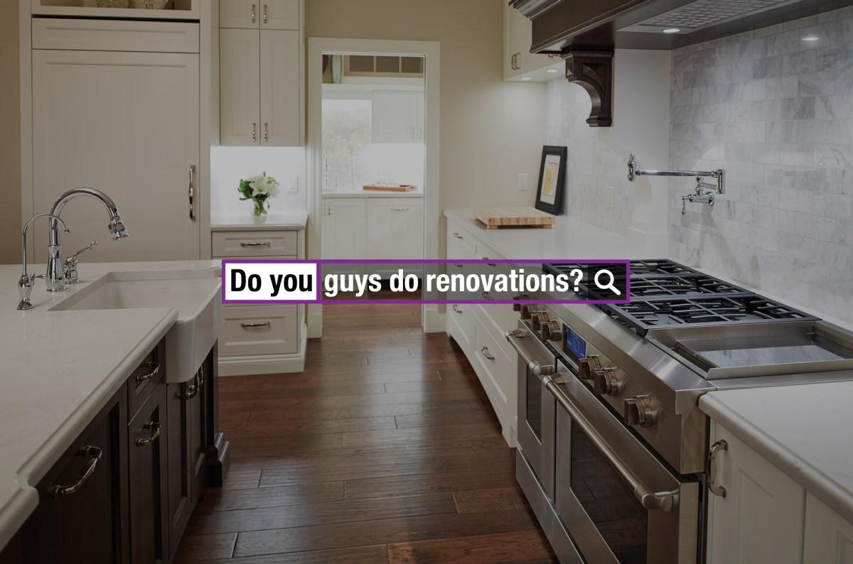 Munro Homes Renovations