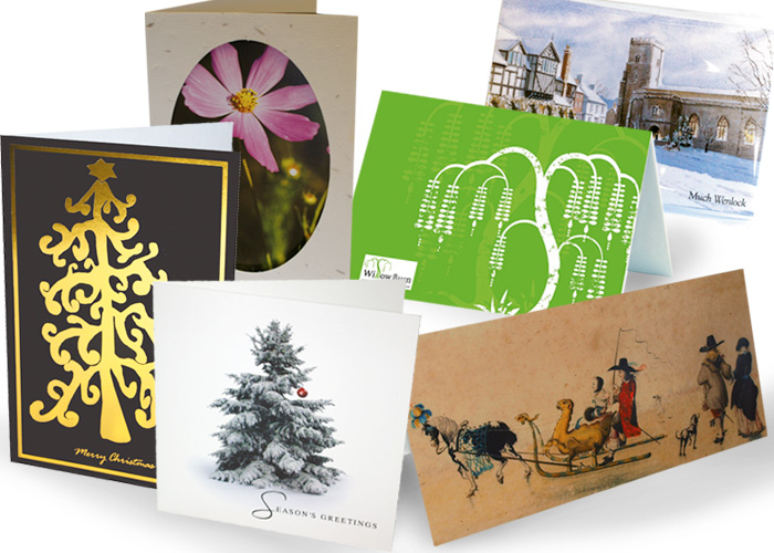 Full Color Greeting Holiday Cards
