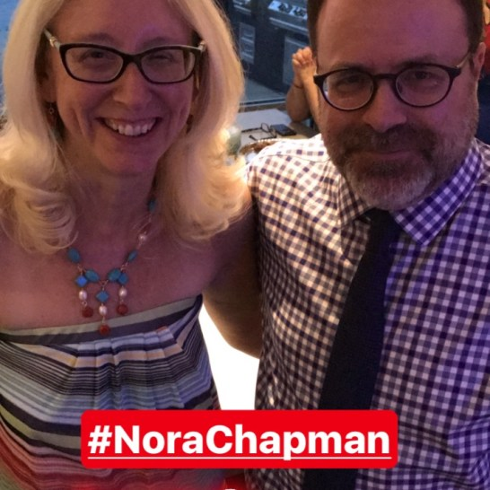 Summer Arts kickoff party: Nora Chapman, associate dean of Fresno State's College of Arts and Humanities.