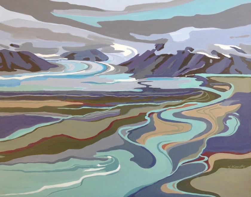 Colors and Contours - Alaska
