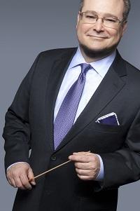 Stuart Chafetz, conductor 1