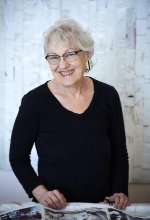 joan schulze portrait