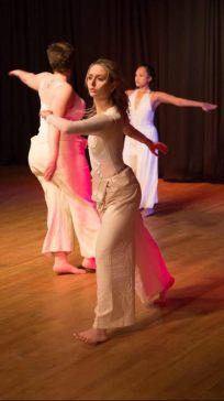 Student choreographer: Nathalie Quiros. Photo / Makenna Christiansen
