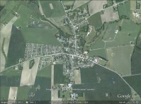Mern, Denmark aerial. From Google Earth.