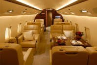Bombardier Challenger 850 Interior (2)