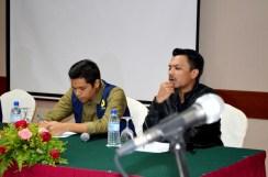 Aizat Amdan dan Faizal Tahir