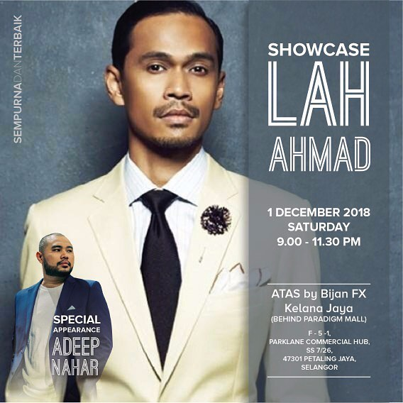 Showcase Lah Ahmad