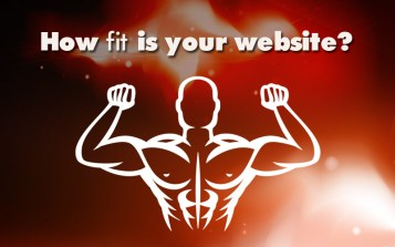 how fit is your website?