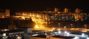 Наружное освещение жилого комплекса «Скандинавия» в надежных руках!