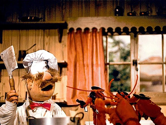 MM é o swedish chef