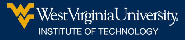 WVU Tech logo