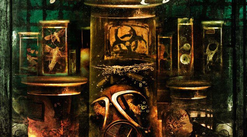 Capa do disco Intermination da banda Dew-Scented