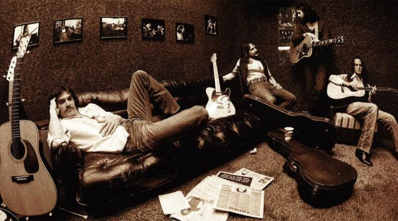 Foto com a banda ficcional Stillwater, do filme Almost Famous